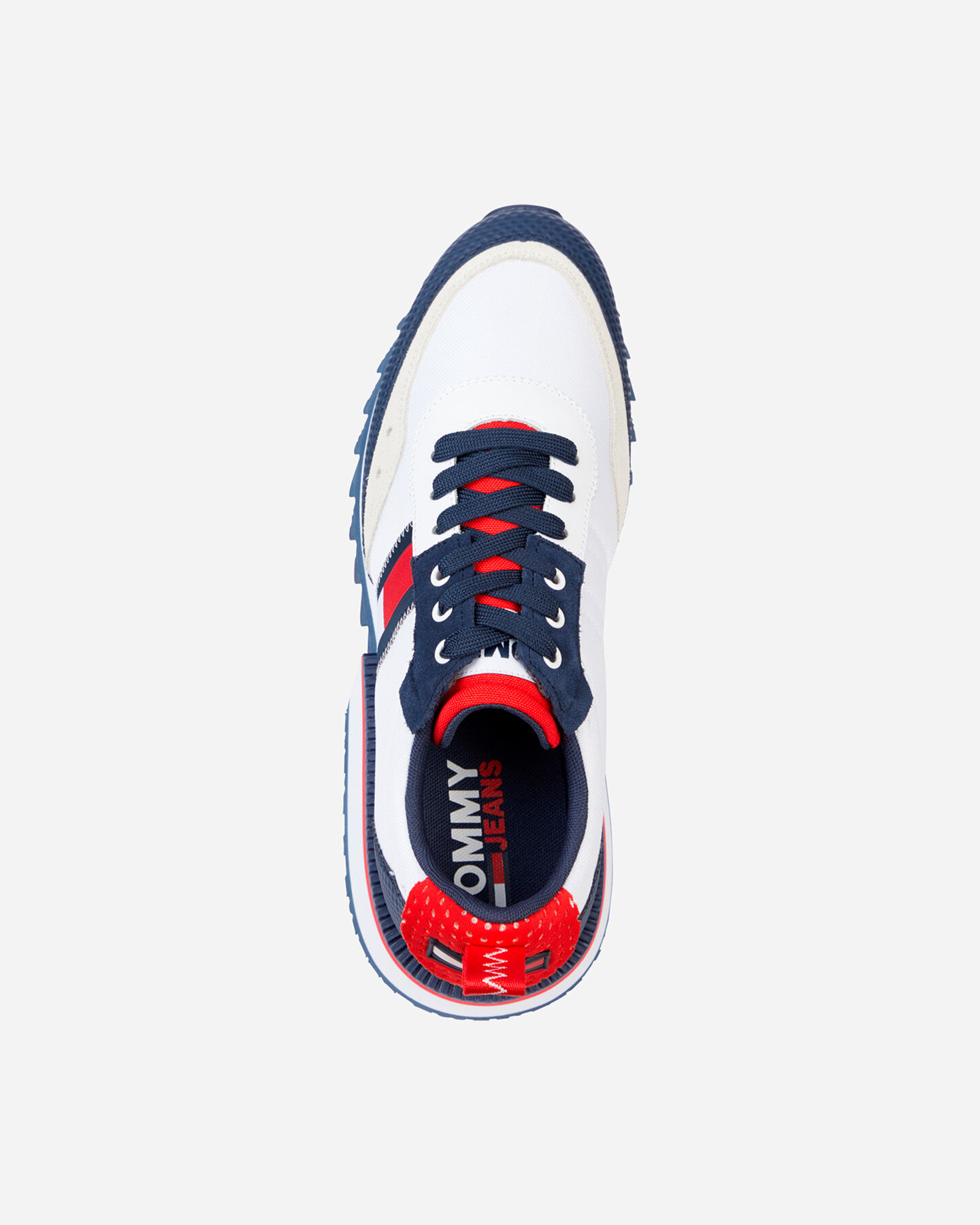 Scarpe sneakers TOMMY HILFIGER FASHION M S4088096 scatto 2
