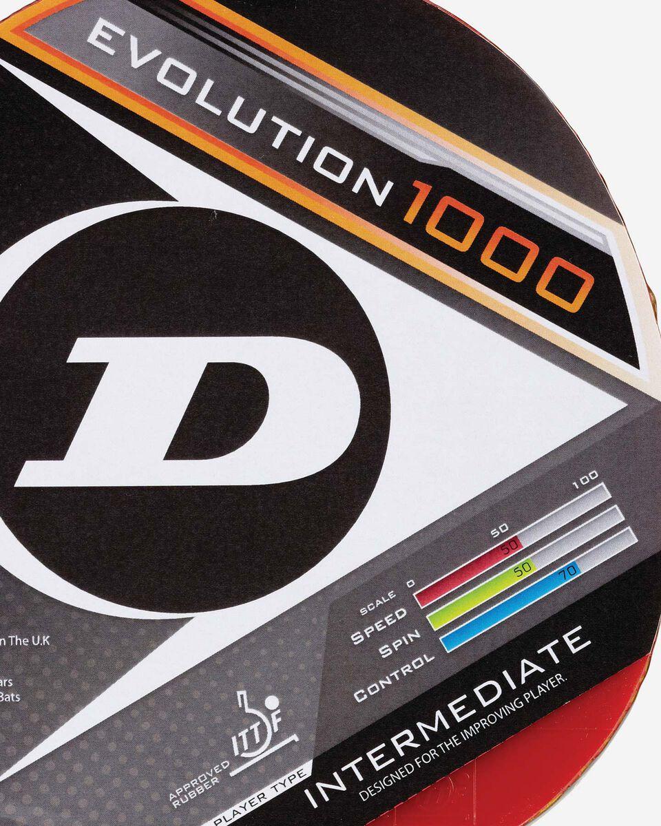 Accessorio ping pong DUNLOP EVOLUTION 1000 S4010051|1|UNI scatto 1