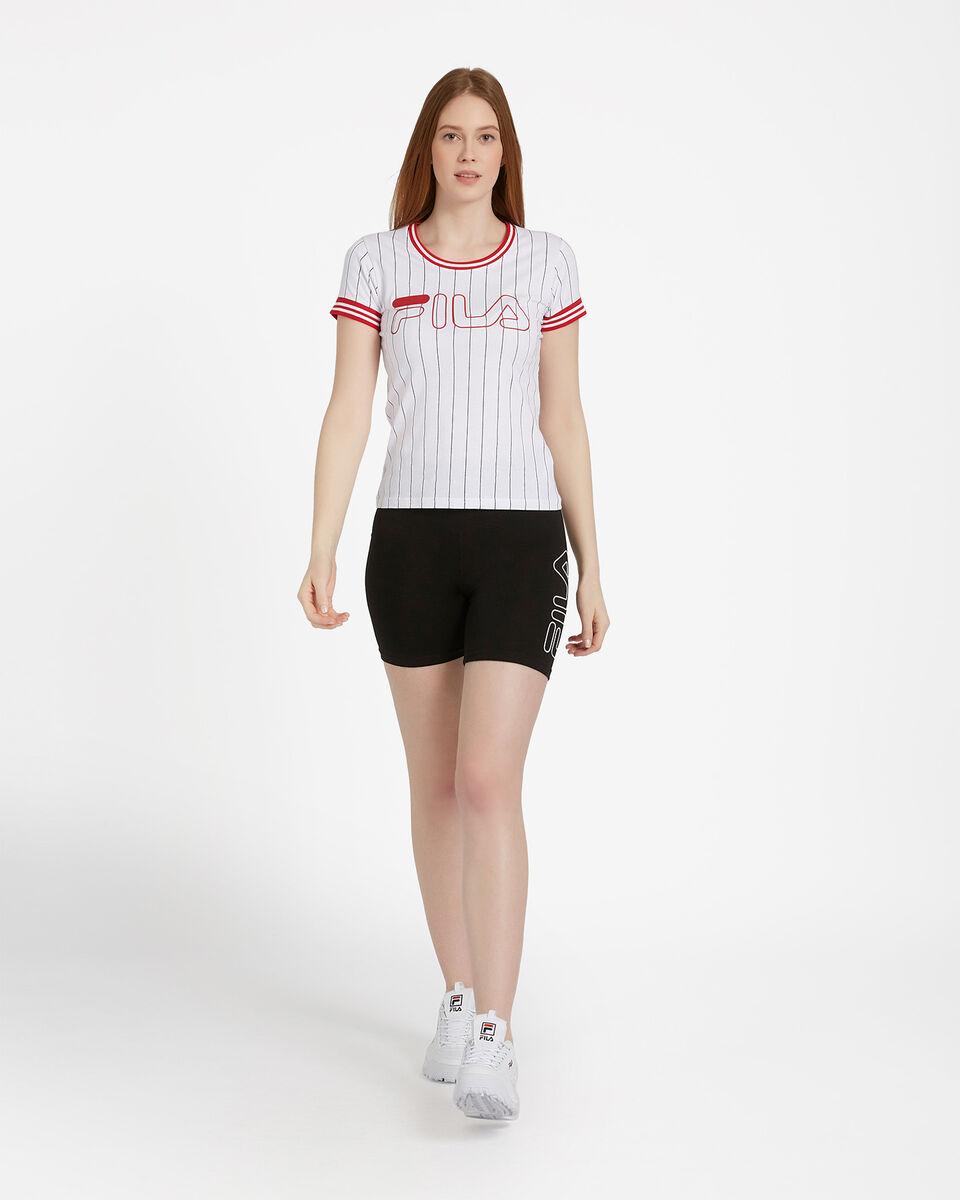 T-Shirt FILA STRIPES W S4074257 scatto 3