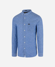 MID SEASON uomo LEE BUTTON DOWN SLIM M