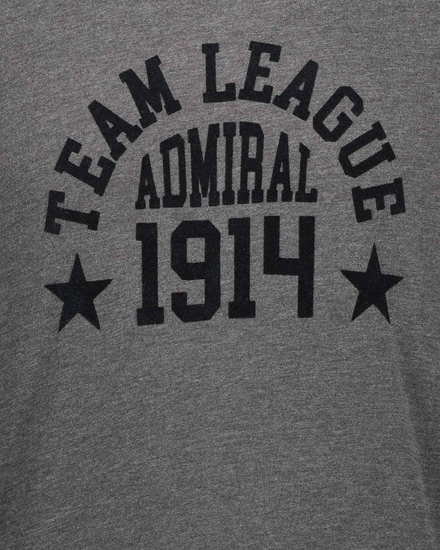 T-Shirt ADMIRAL COLLEGE M S4080649 scatto 2