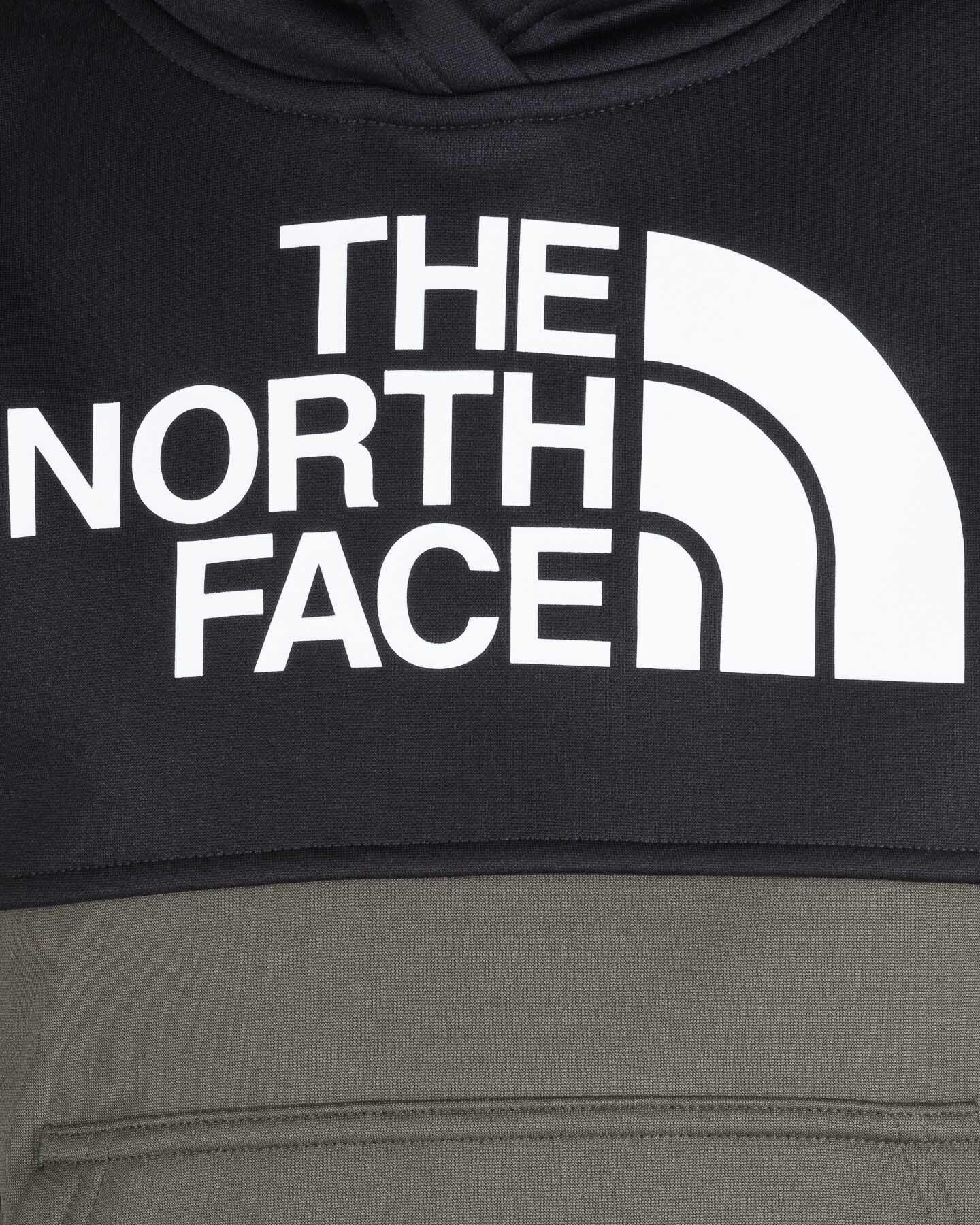 Pile sci THE NORTH FACE SURGENT BLOCK HD JR S5242612 scatto 2