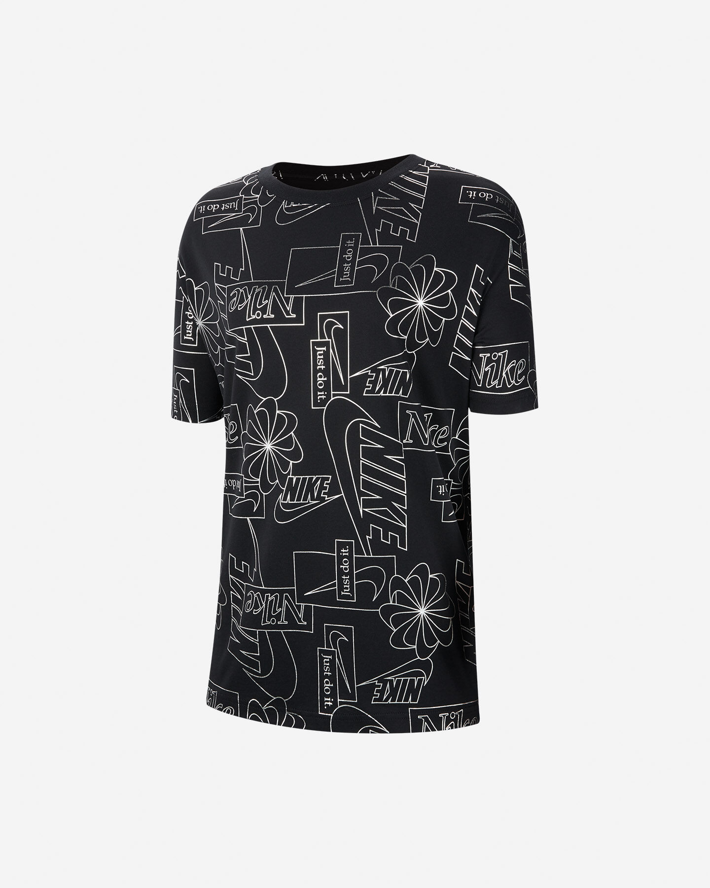 T-Shirt NIKE AOP W S5249522 scatto 0