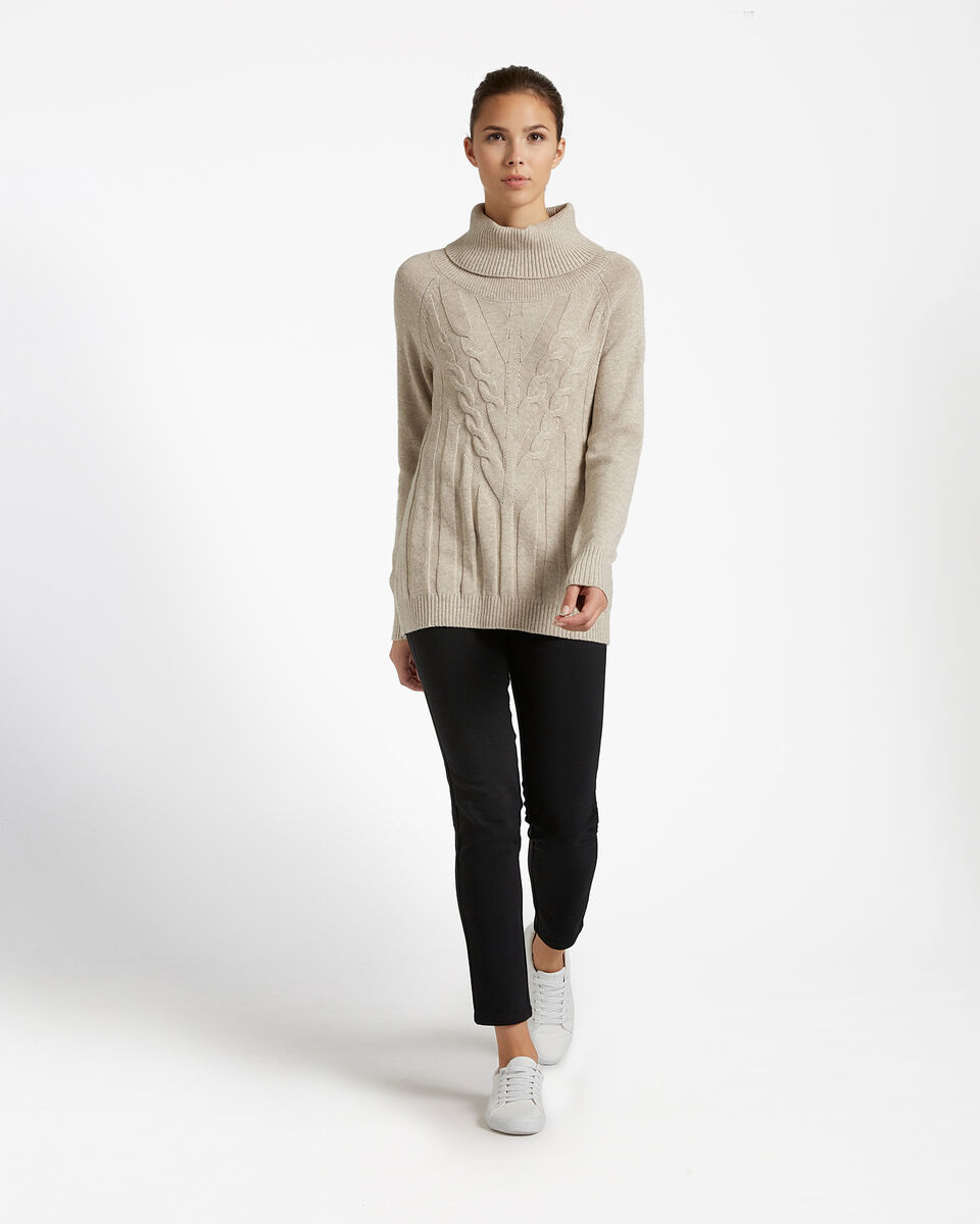 Maglione DACK'S HIGH NECK  W S4079993 scatto 3