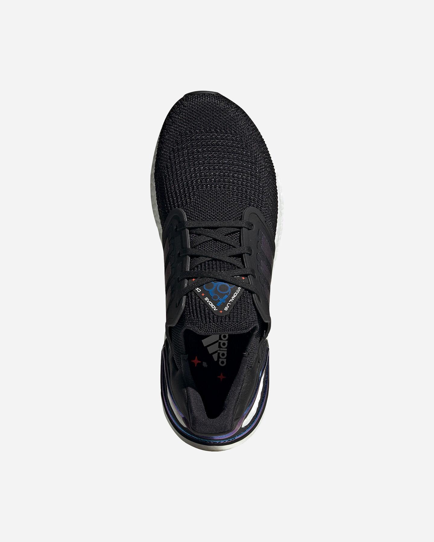 Scarpe sneakers ADIDAS ULTRABOOST 20 M S5151929 scatto 2