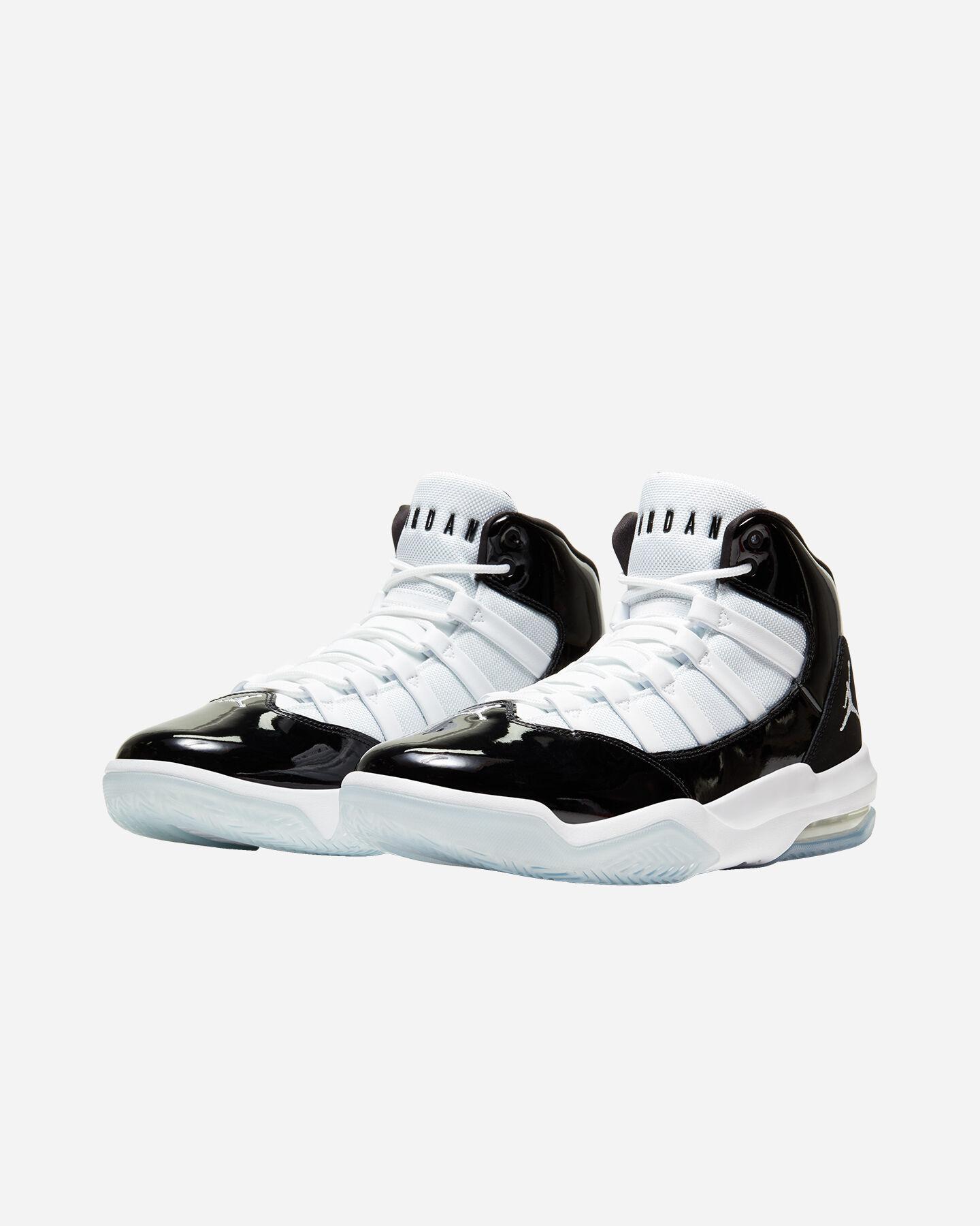 Scarpe sneakers NIKE JORDAN MAX AURA M S5161421 scatto 1