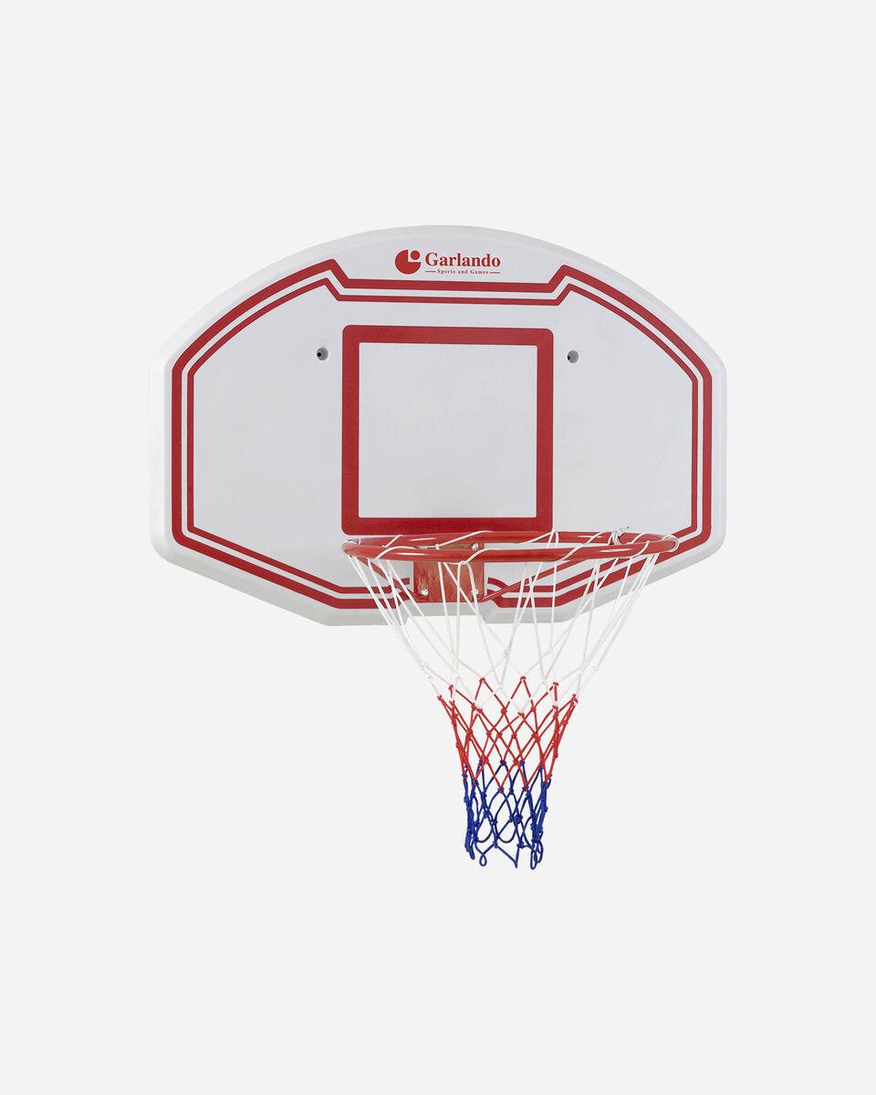 Canestro tabellone basket GARLANDO BOSTON S1267893 9999 UNI scatto 0