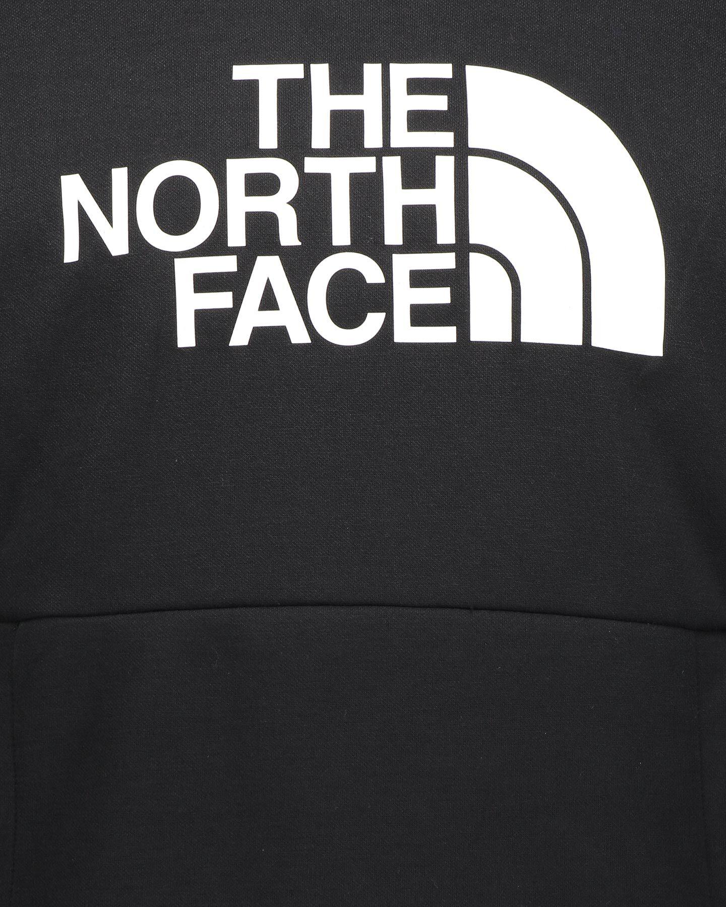 Felpa THE NORTH FACE BERARD M S5181612 scatto 2