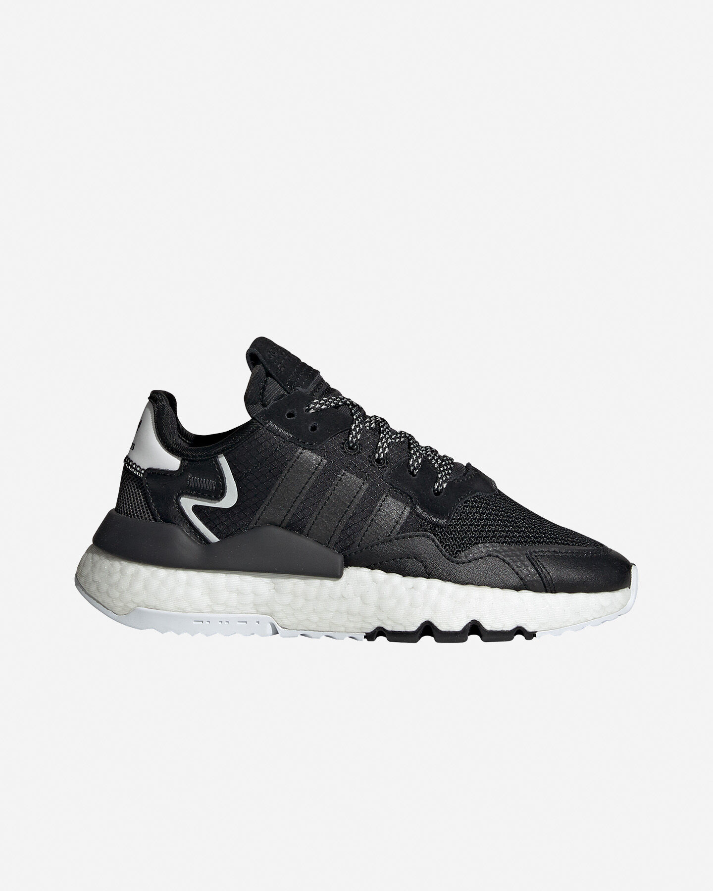 Scarpe sneakers ADIDAS NITE JOGGER GS JR S5068978 scatto 0