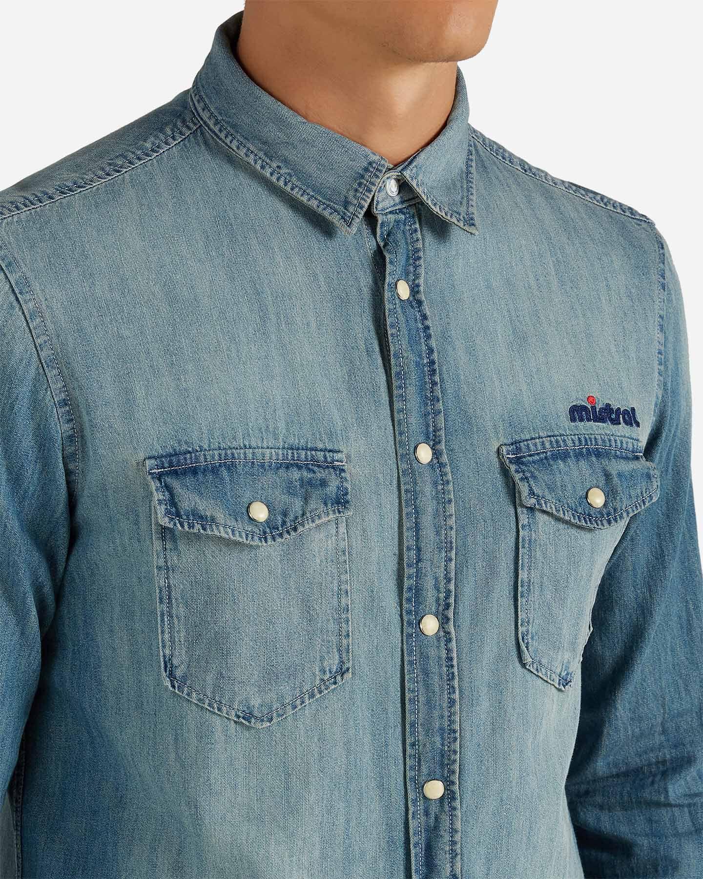 Camicia MISTRAL CLASSIC M S4067448 scatto 4