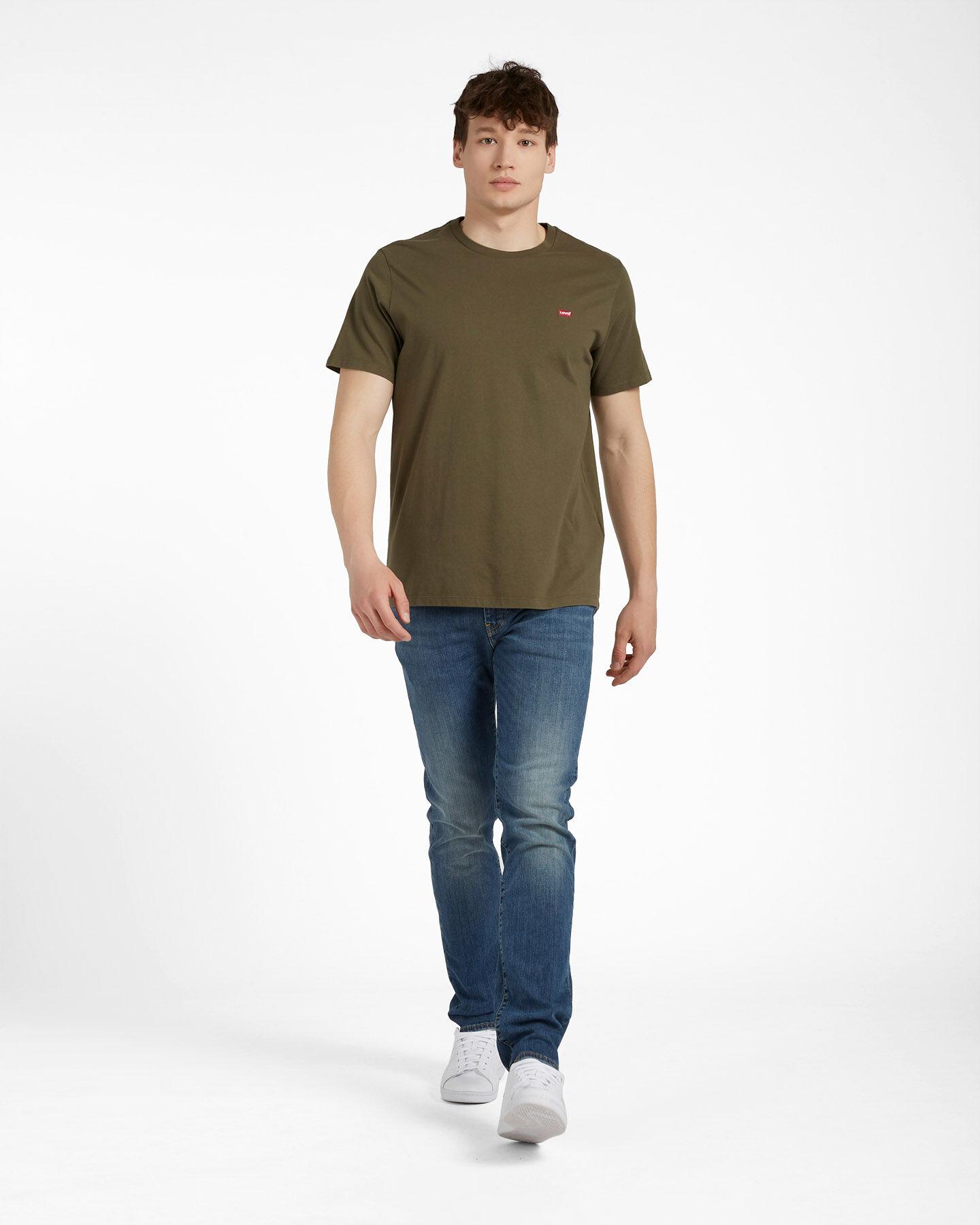 T-Shirt LEVI'S ORIGINAL M S4076919 scatto 3