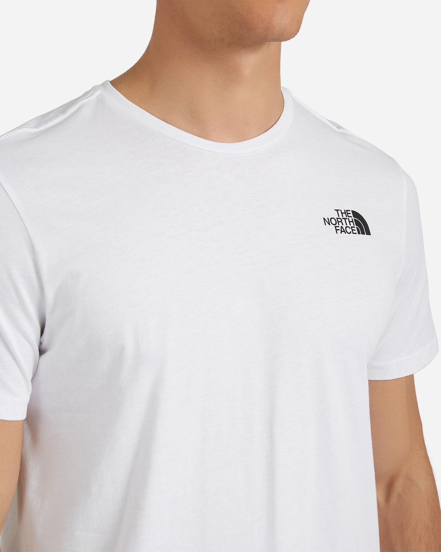 T-Shirt THE NORTH FACE TNF BERARD M S5181620 scatto 4
