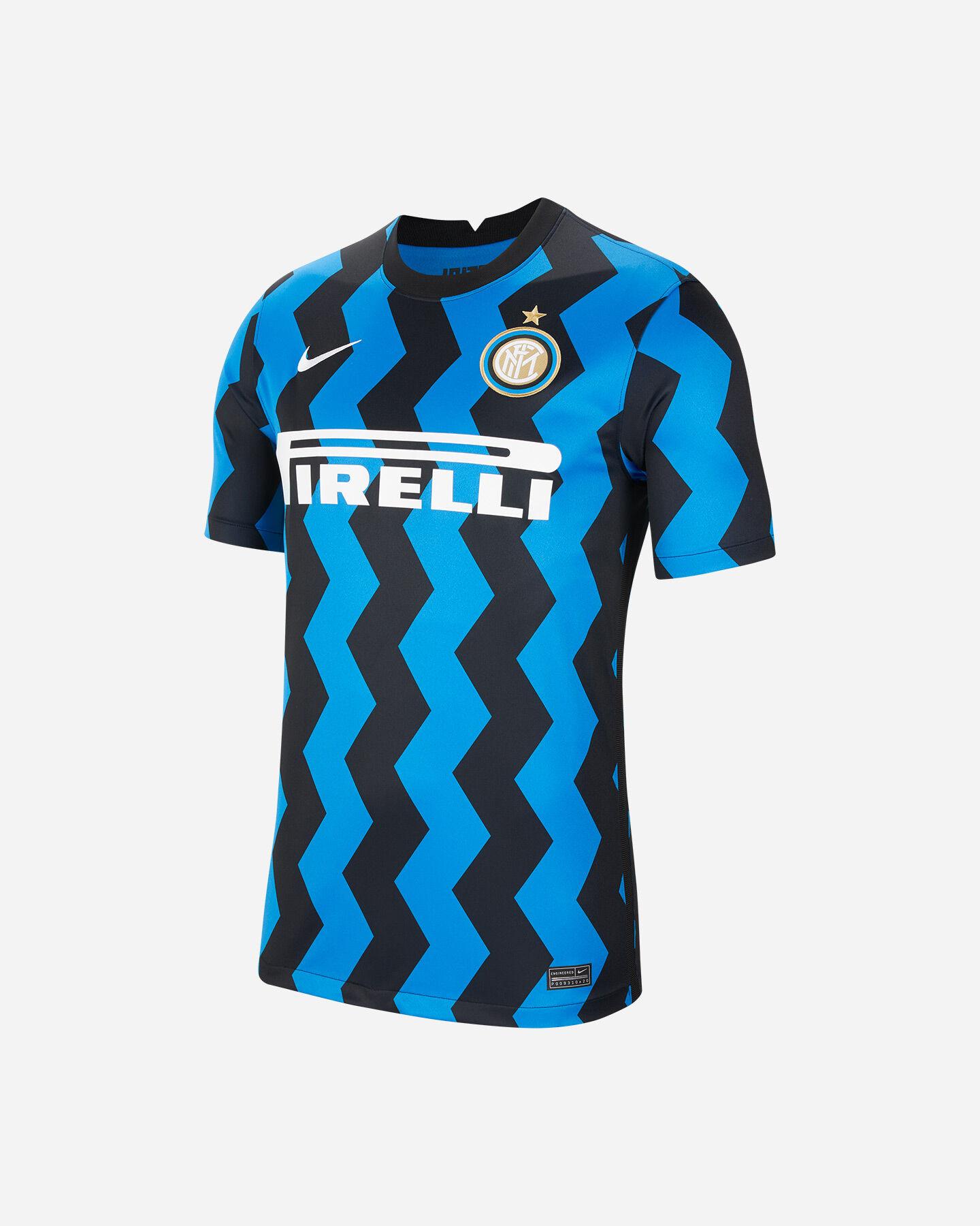 Maglia Calcio Nike Inter Home 20-21 M CD4240-414   Cisalfa Sport