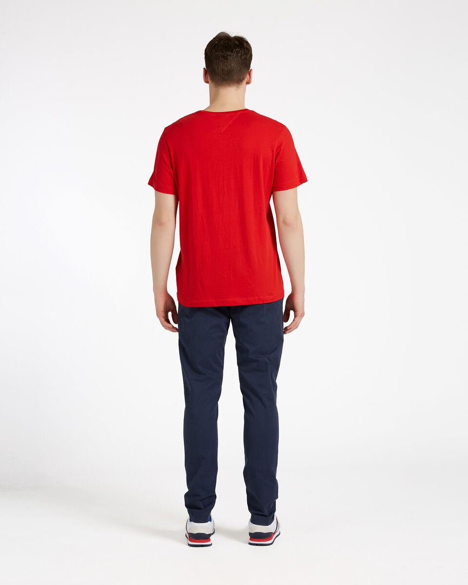 T-Shirt TOMMY HILFIGER CORP LOGO M S4088732 scatto 2