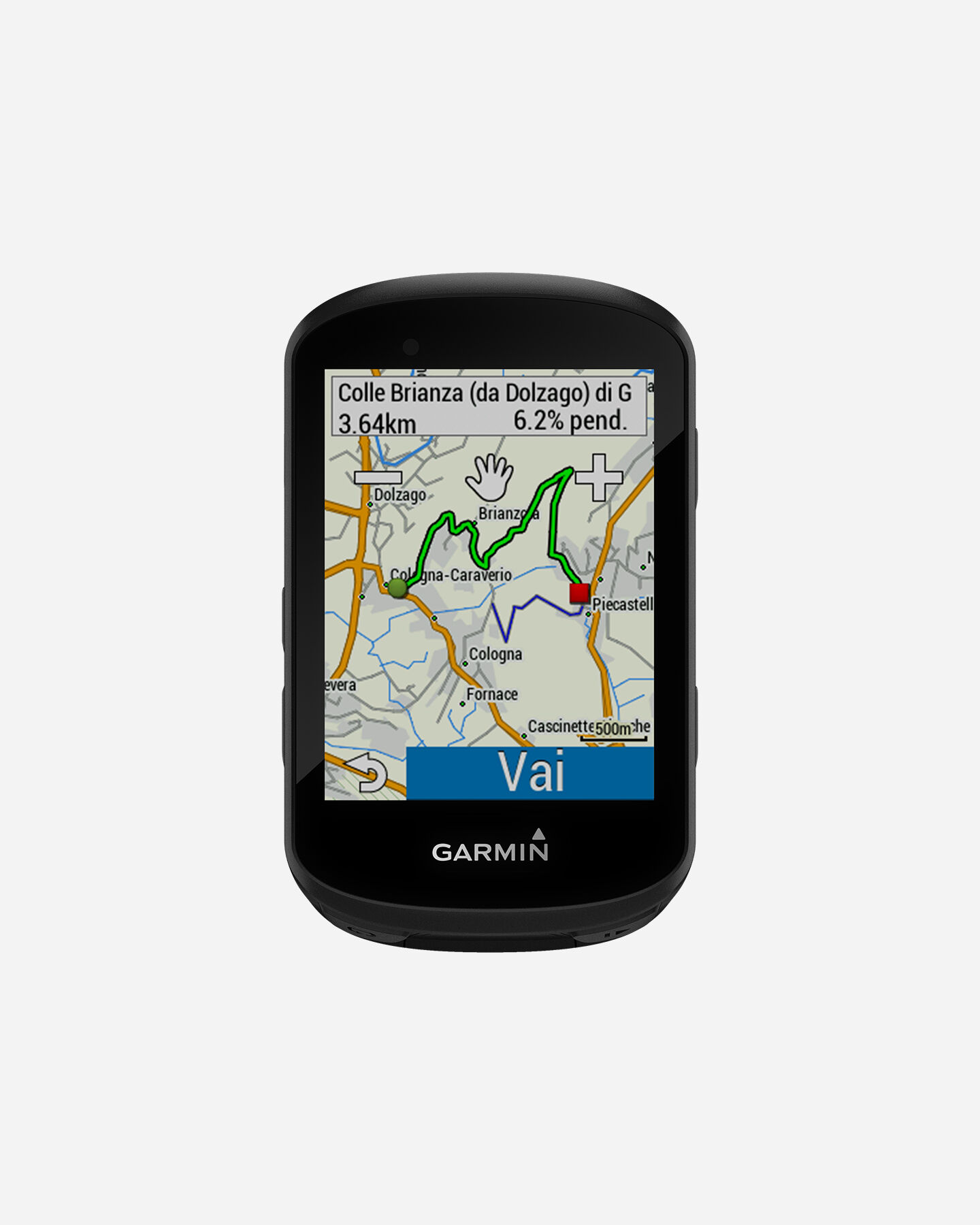 Orologio multifunzione GARMIN EDGE 530 S4071888 01 UNI scatto 0