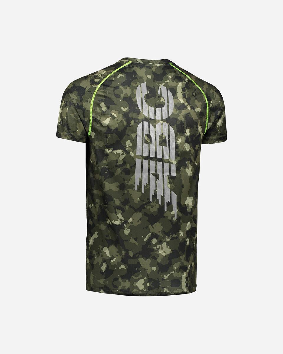 T-Shirt running ABC RUNNING M S4058875 scatto 1
