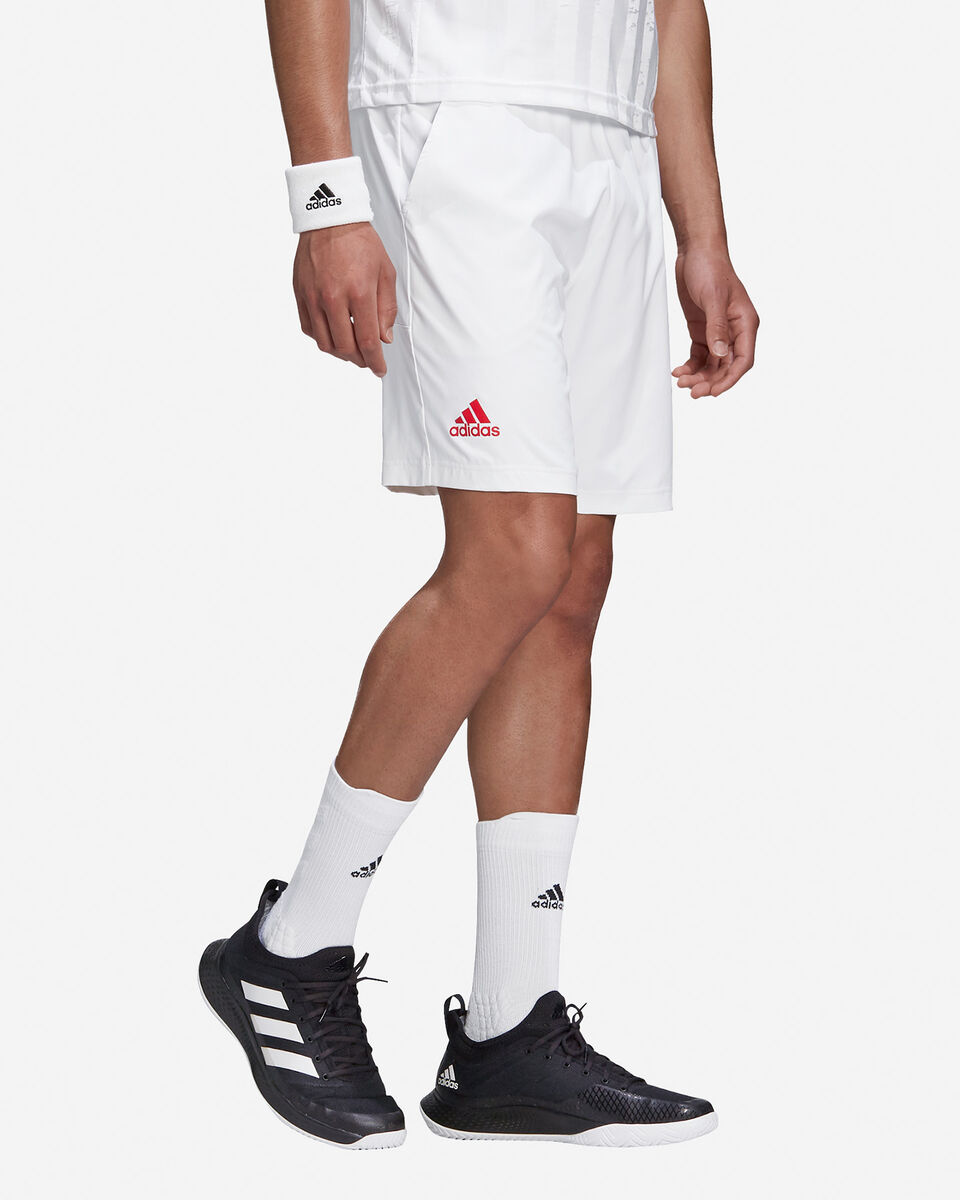 Pantaloncini tennis ADIDAS AEROREADY M S5217538 scatto 2