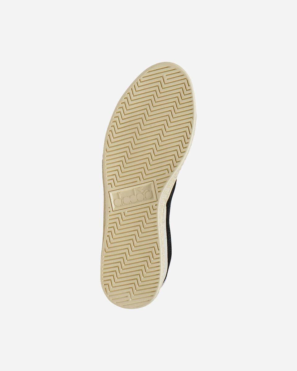 Scarpe sneakers DIADORA GAME L LOW USED M S5083816 scatto 2