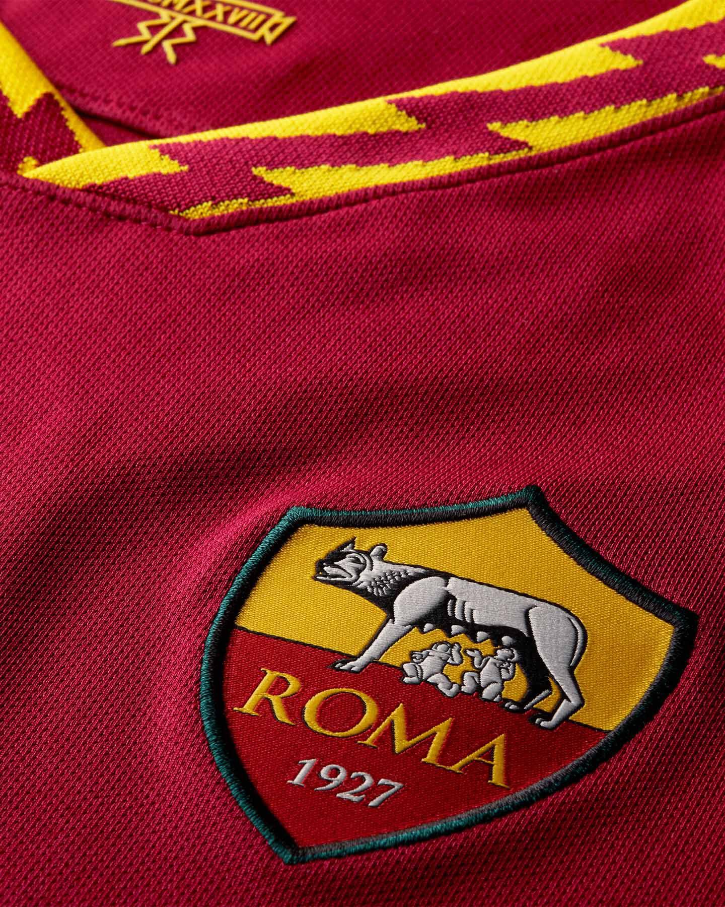 Maglia Calcio Nike Roma Home 19-20 M AJ5559-613   Cisalfa Sport