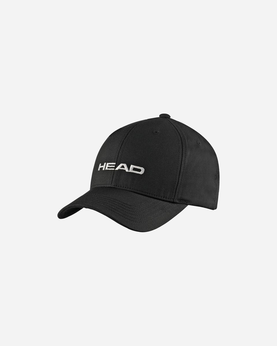 Cappellino HEAD PROMOTION S5221164|BK|UNI scatto 0