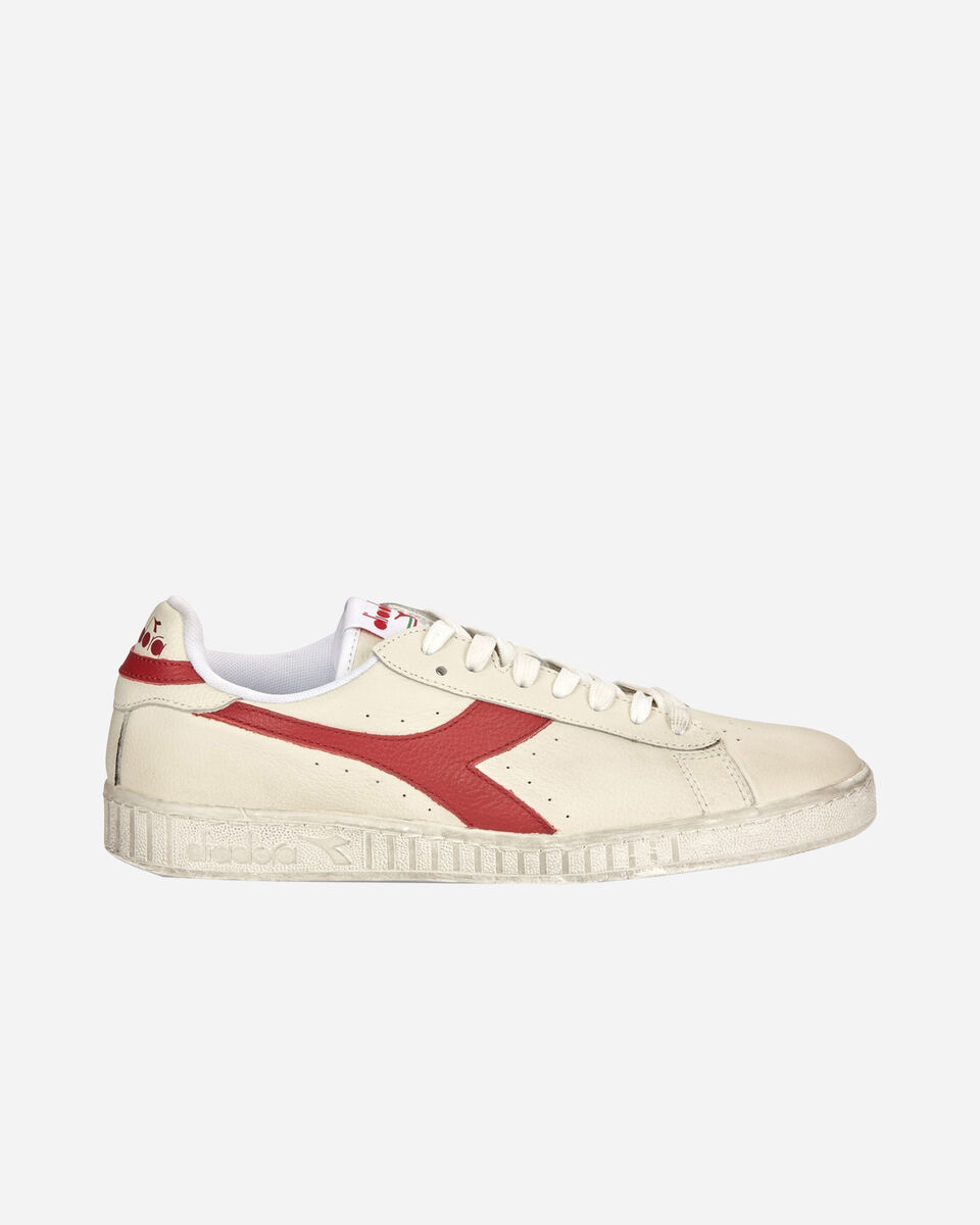 Scarpe sneakers DIADORA GAME LOW WAXED M S4025477 scatto 0
