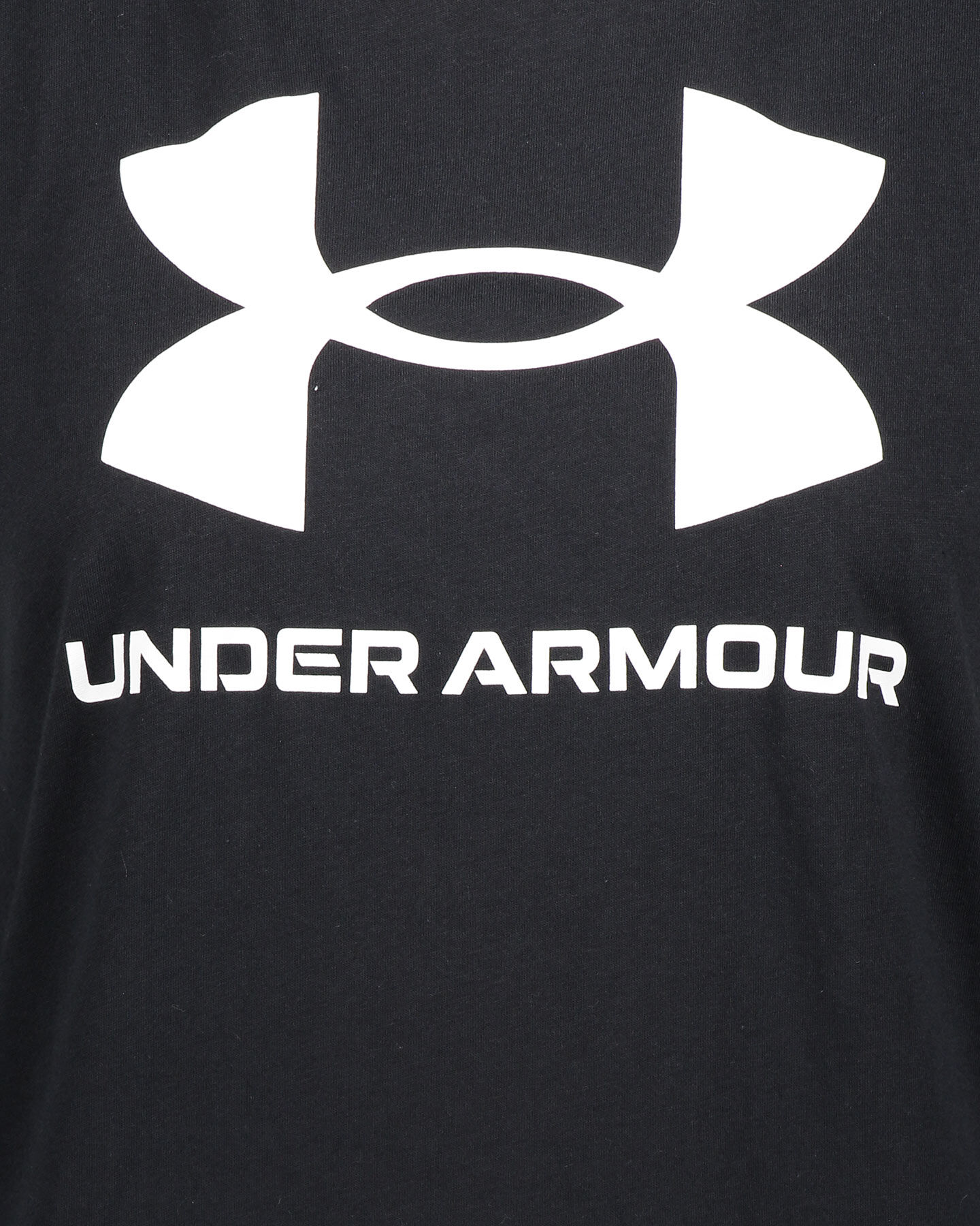 T-Shirt UNDER ARMOUR BIG LOGO W S5229135 scatto 2