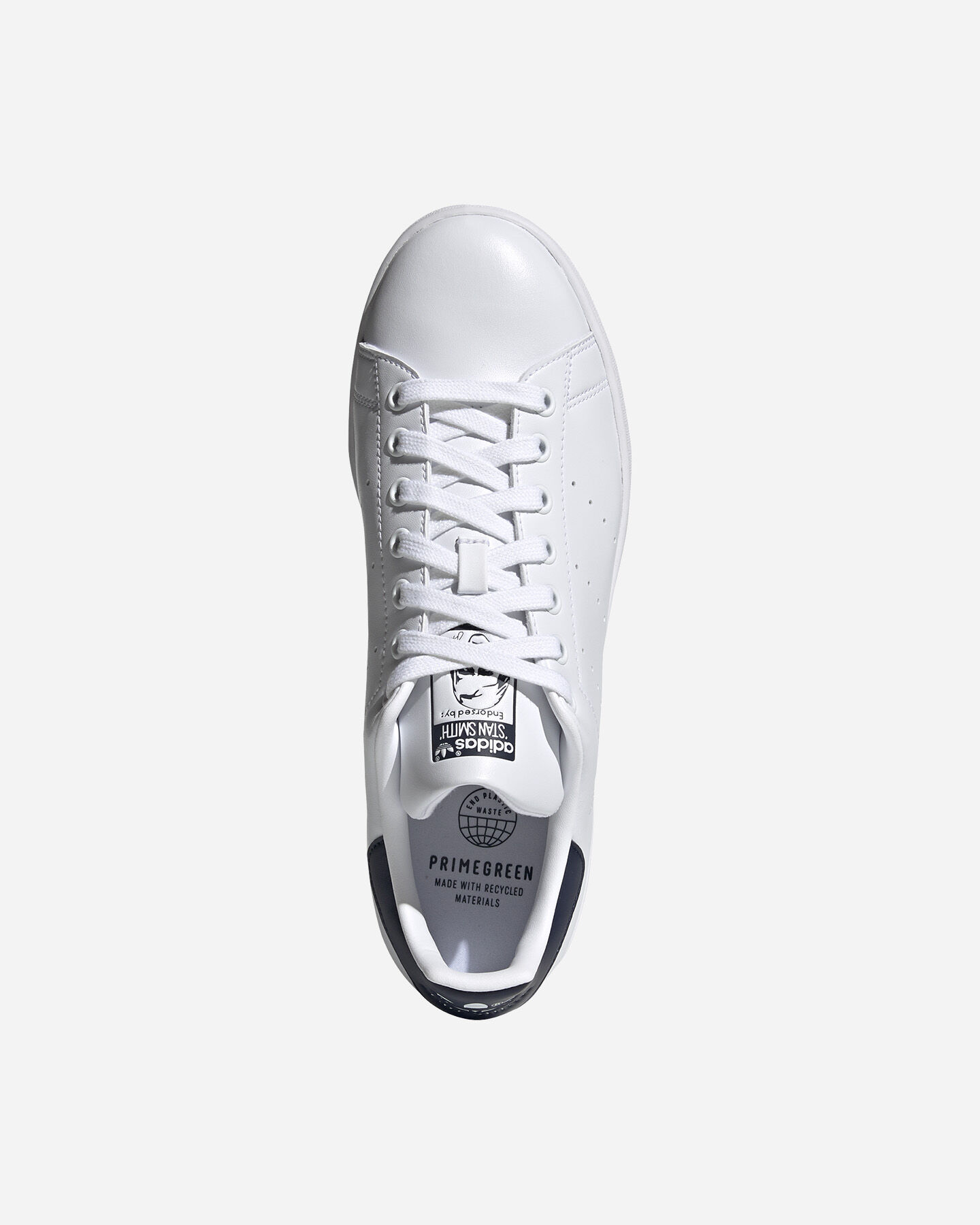 Scarpe sneakers ADIDAS STAN SMITH M S5285973 scatto 2