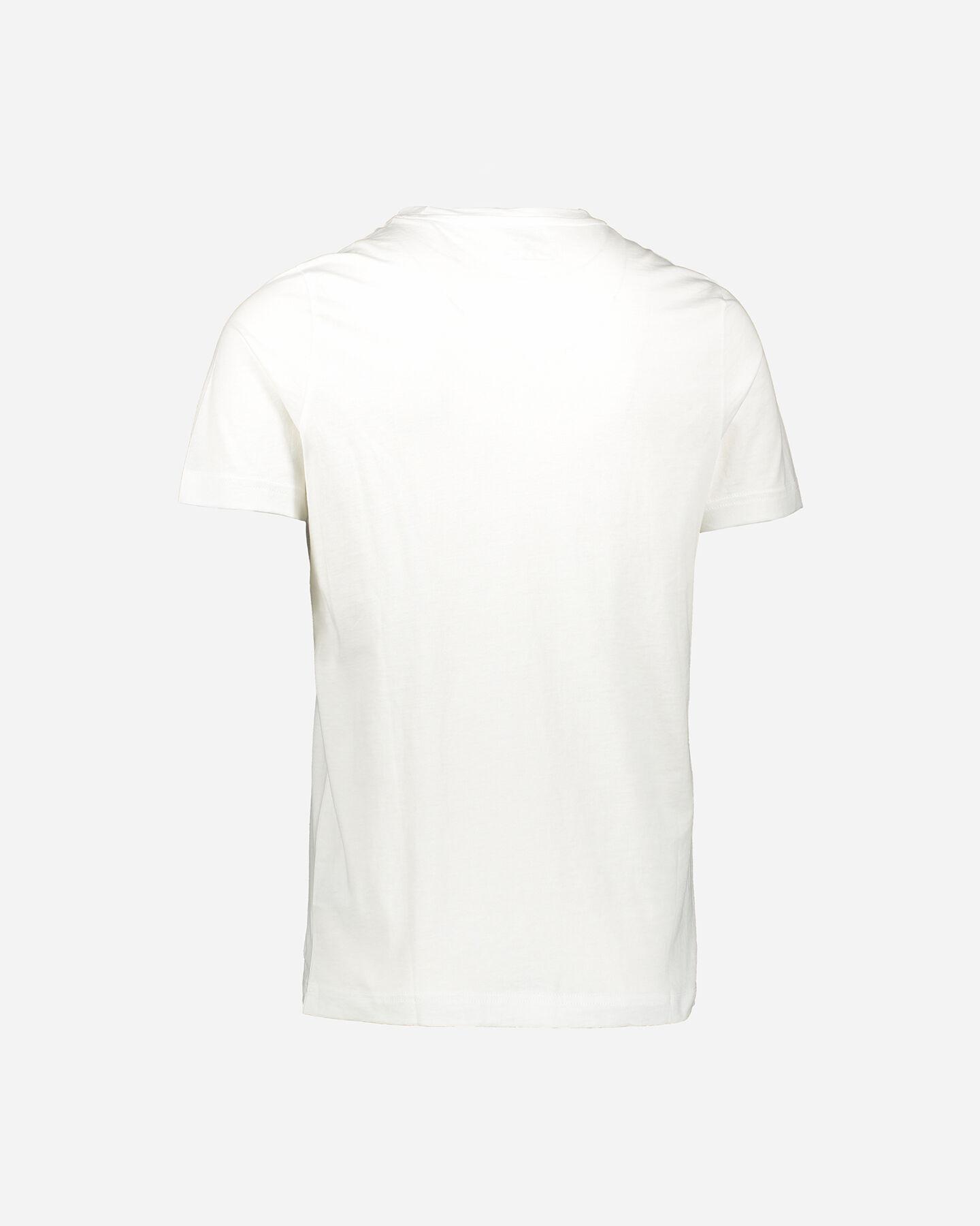 T-Shirt REEBOK CLASSIC LOGO M S5280183 scatto 1