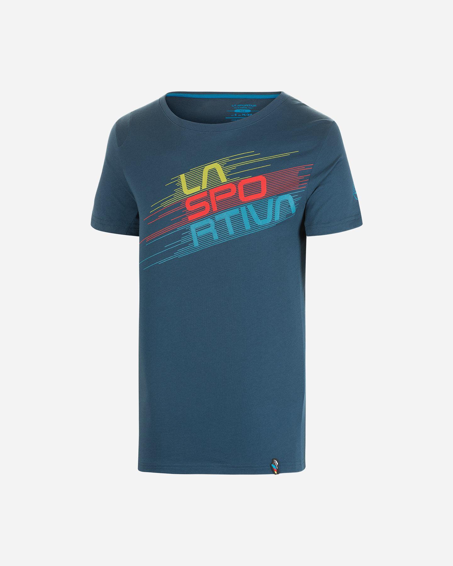 T-Shirt LA SPORTIVA STRIPE EVO M S5198458 scatto 0