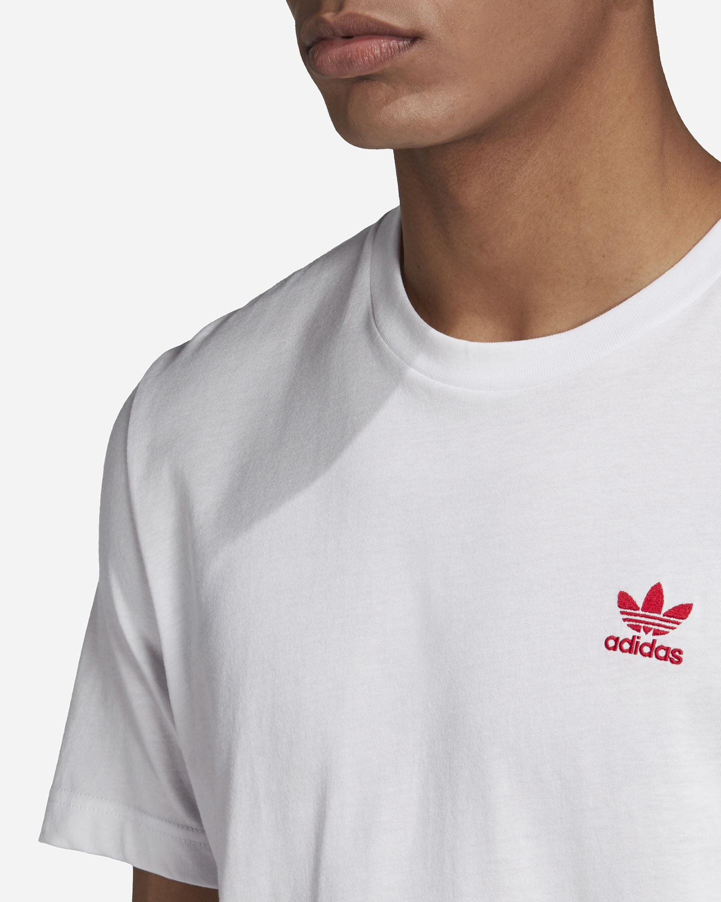 T-Shirt ADIDAS SMALL LOGO M S5210267 scatto 5