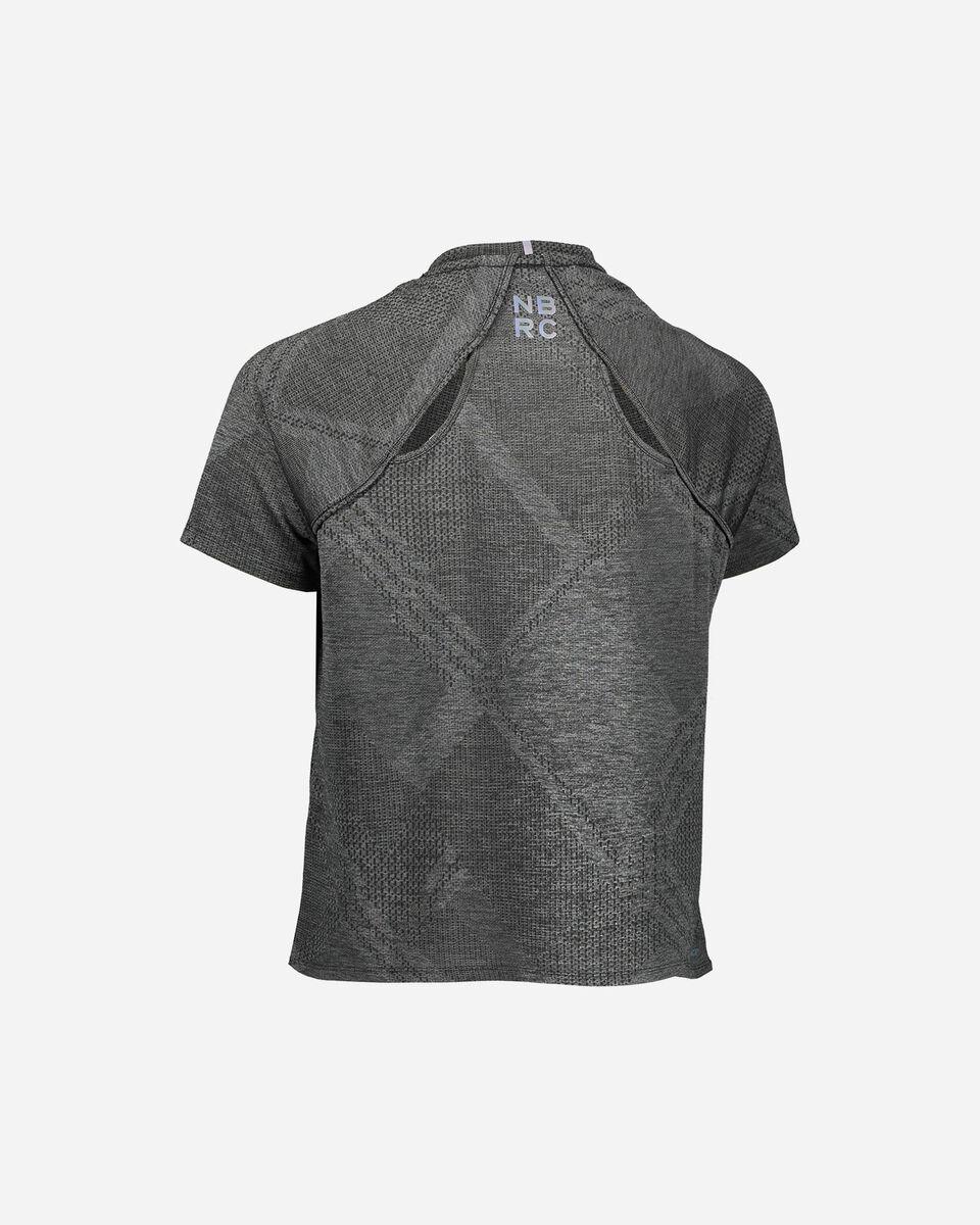T-Shirt running NEW BALANCE Q SPEED W S5237440 scatto 1