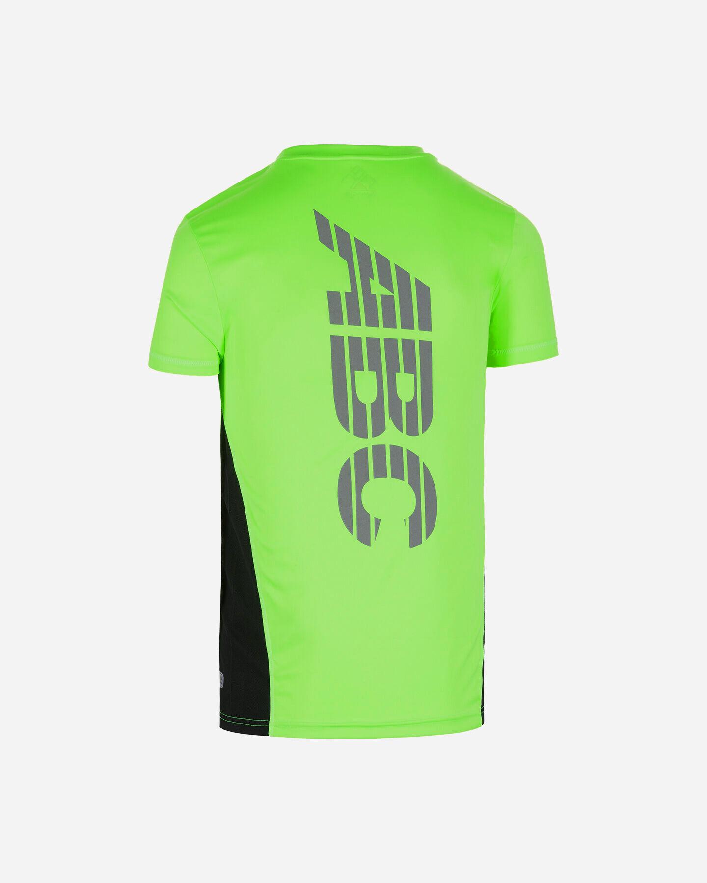 T-Shirt running ABC TECH RUN LOGO M S4074555 scatto 1
