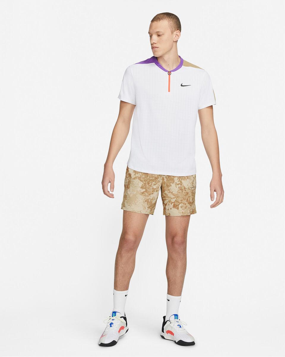 Polo tennis NIKE BREATHE SLAM M S5268886 scatto 4