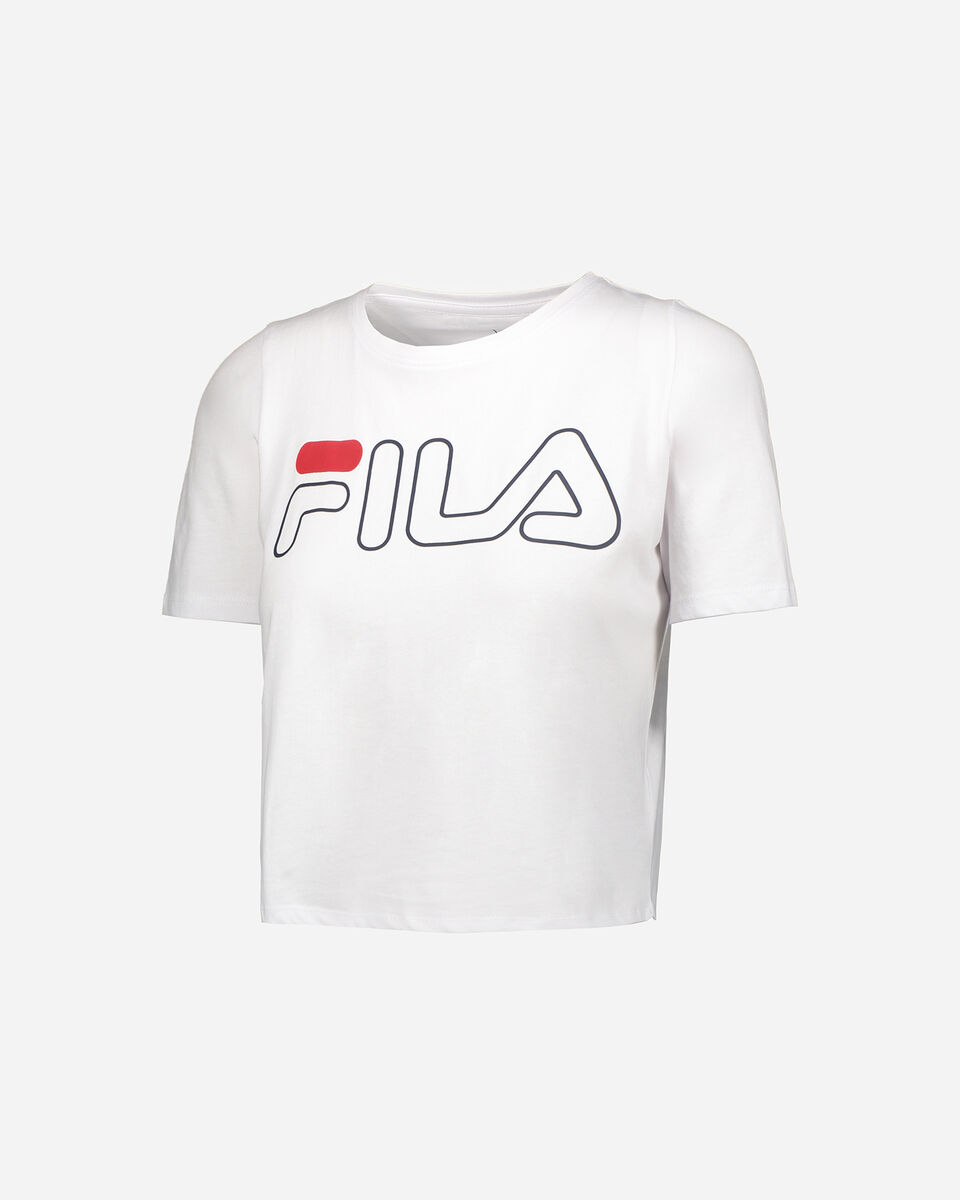 T-Shirt FILA LOGO W S4067230 scatto 5