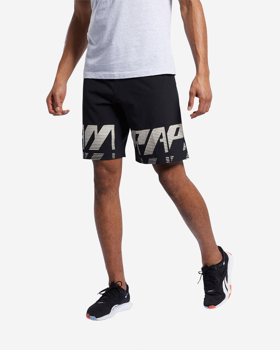 Pantalone training REEBOK EPIC BASE M S5145342 scatto 2