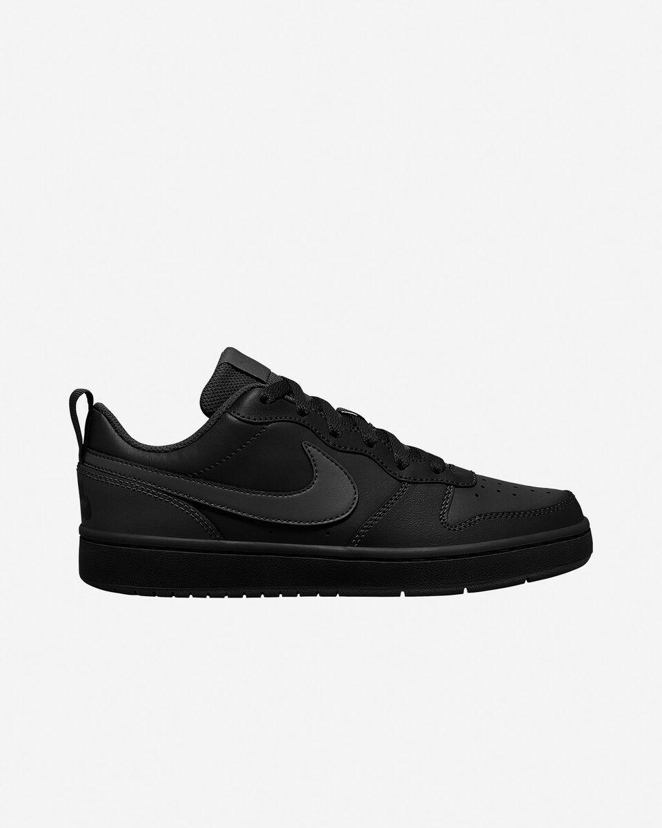 Scarpe sneakers NIKE COURT BOROUGH LOW 2 JR GS S5132126 scatto 0