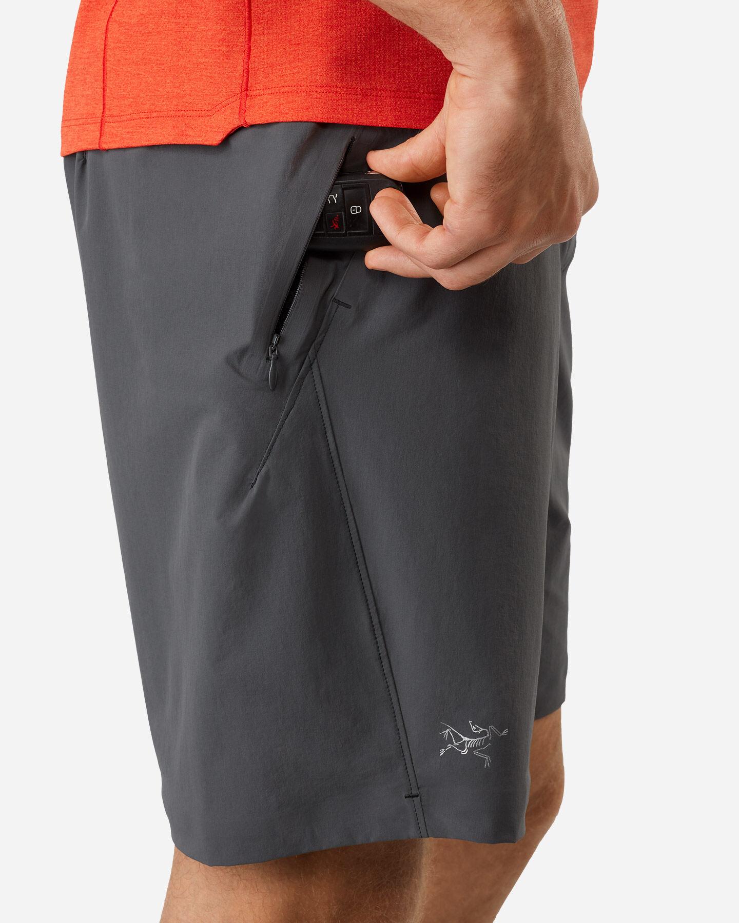 Pantaloncini ARC'TERYX APTINCINDER M S4075207 scatto 4