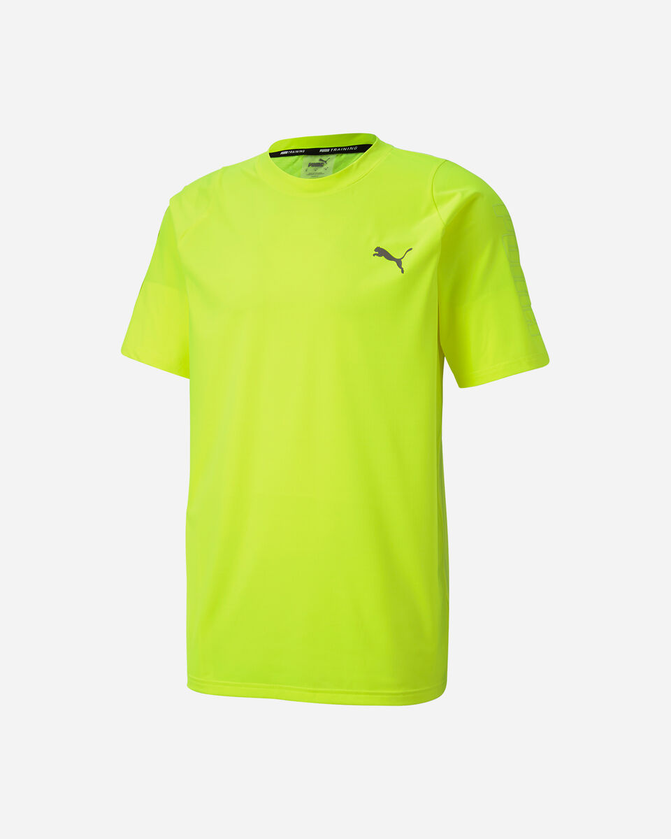 T-Shirt training PUMA LQCELL H POWER THERMO M S5172765 scatto 0