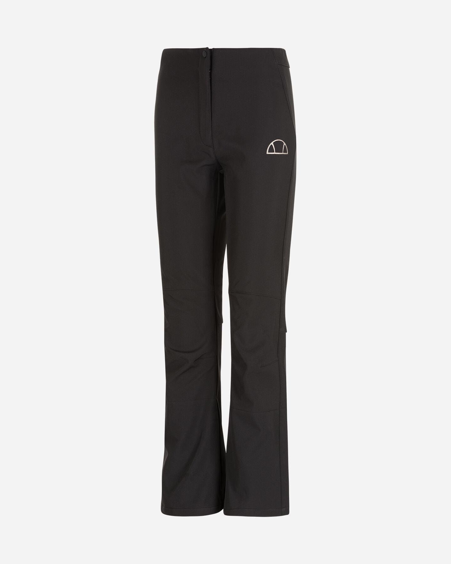 Pantalone sci ELLESSE SOFTSHELL W S4082087 scatto 0