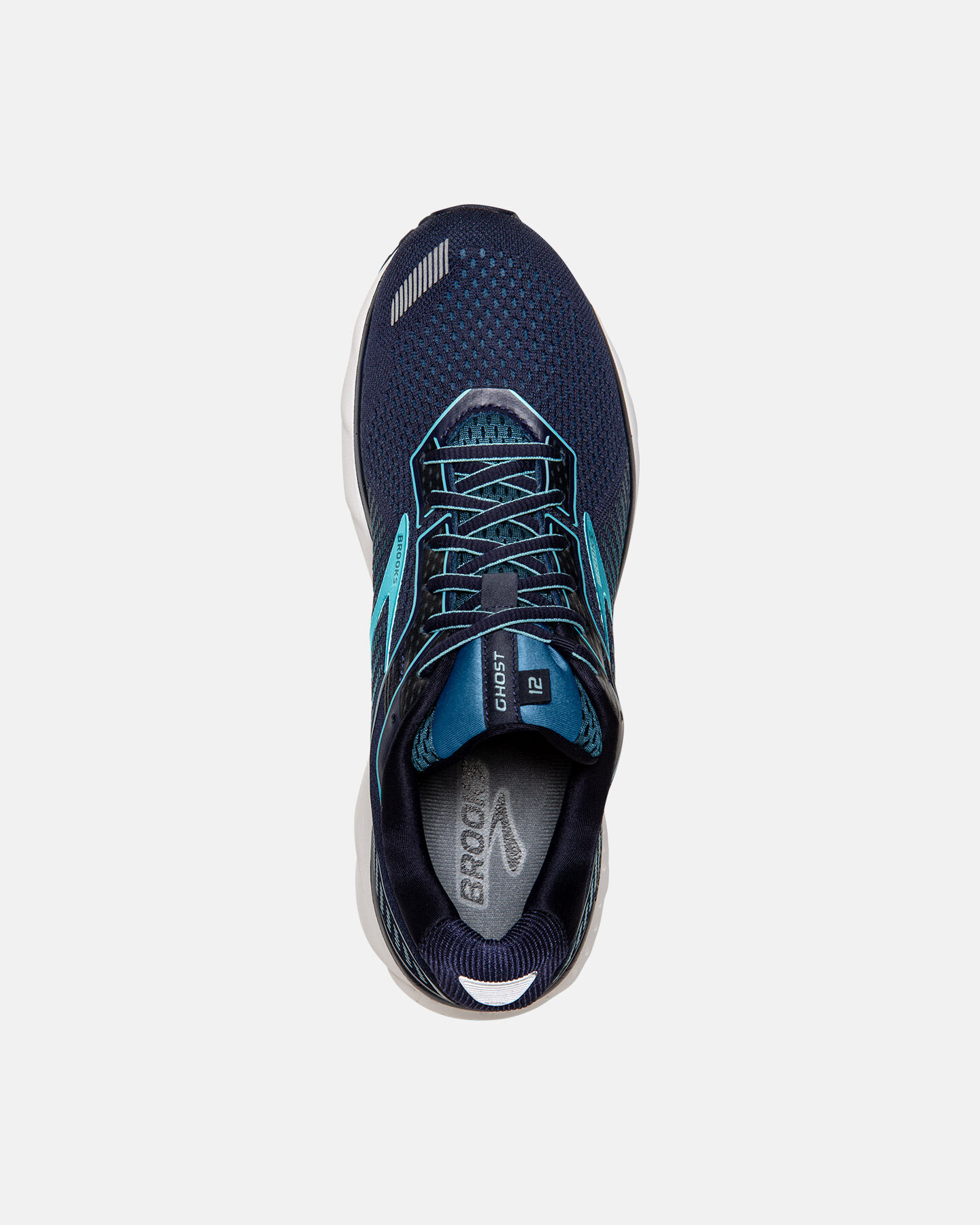 Scarpe running BROOKS GHOST 12 W S5161128 scatto 4
