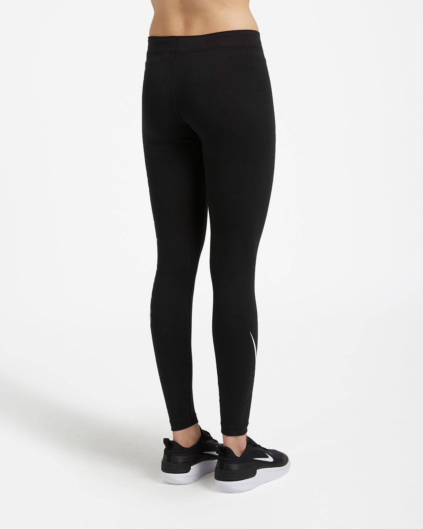 Leggings NIKE LEG-A-SEE SWOOSH W S5164073 scatto 1