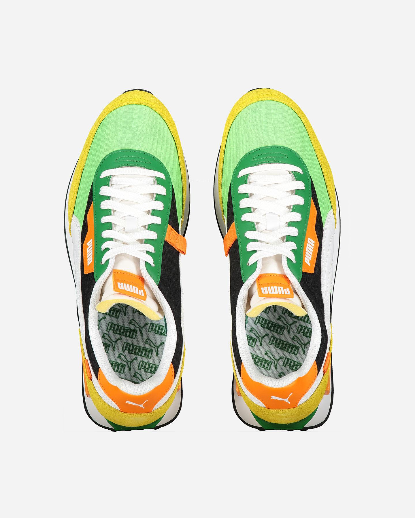 Scarpe sneakers PUMA FUTURE RIDER PLAY ON M S5283216 scatto 3