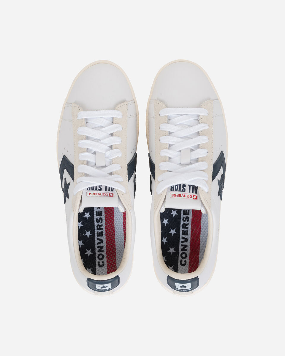 Scarpe sneakers CONVERSE PRO LTH OX OG M S5177312 scatto 3