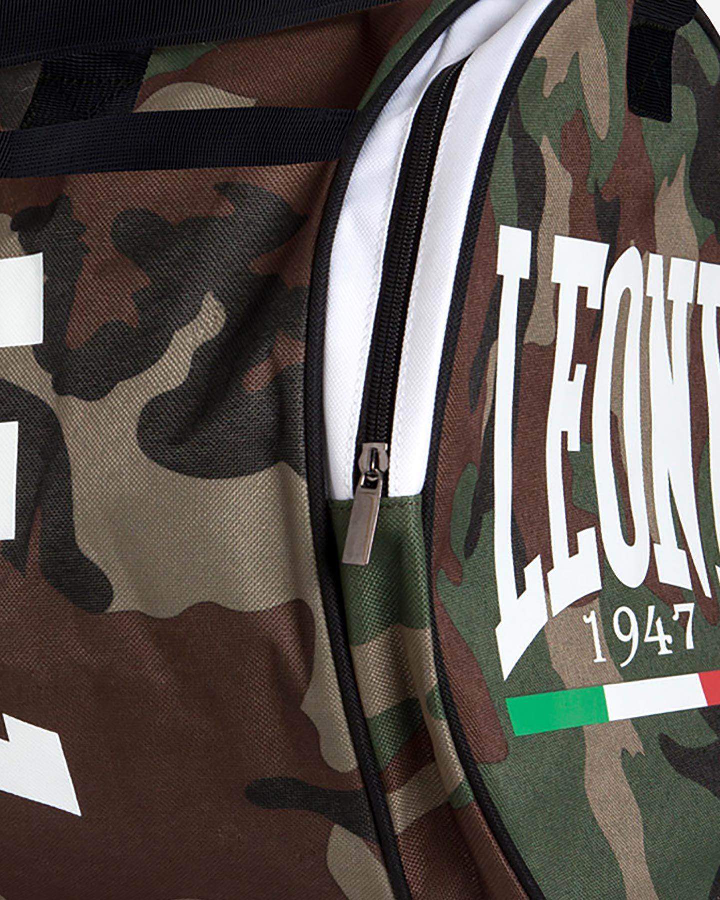 Accessorio boxe LEONE CAMOU S1272255 1 UNI scatto 1