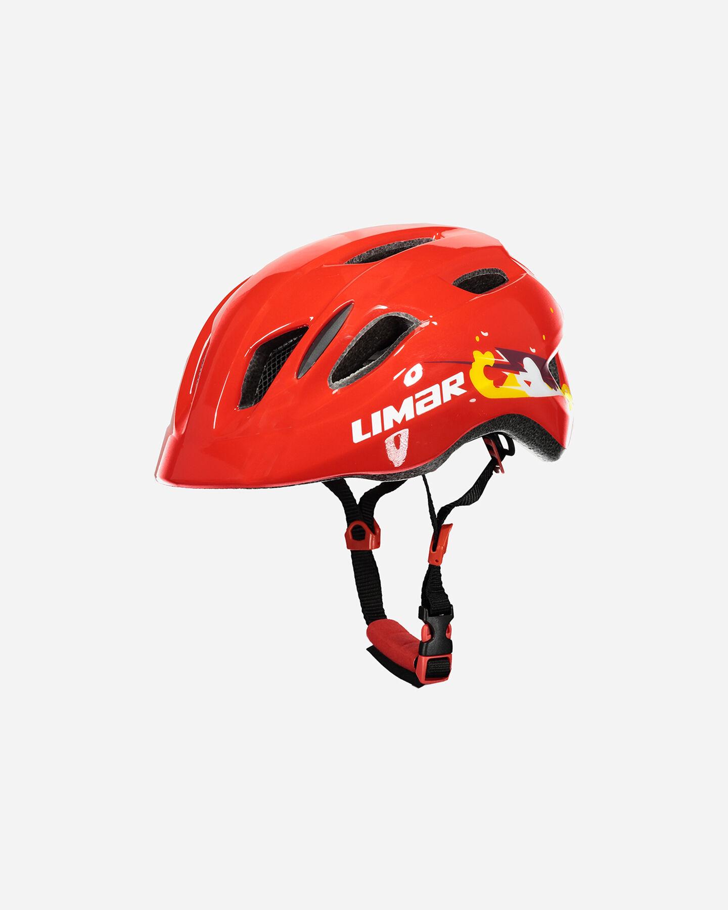 Casco bici LIMAR RACE JR S4078253 1 UNI scatto 0