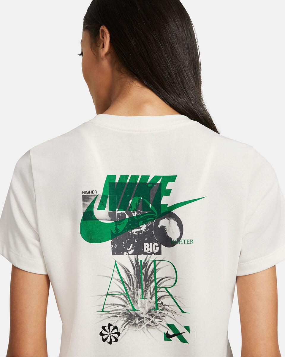 T-Shirt NIKE LOGO EARTH DAY W S5267755 scatto 4