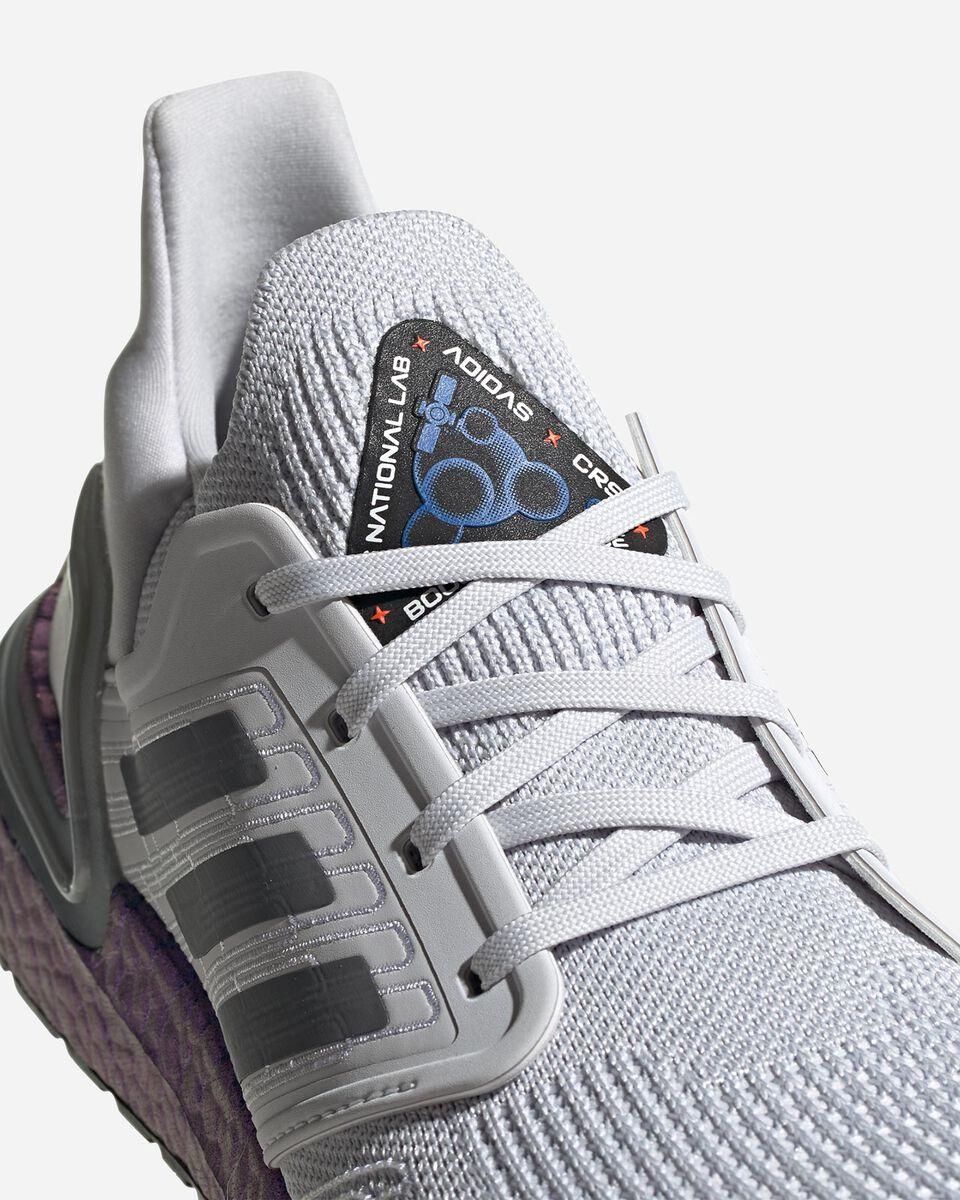 Scarpe sneakers ADIDAS ULTRABOOST 20 M S5151971 scatto 5