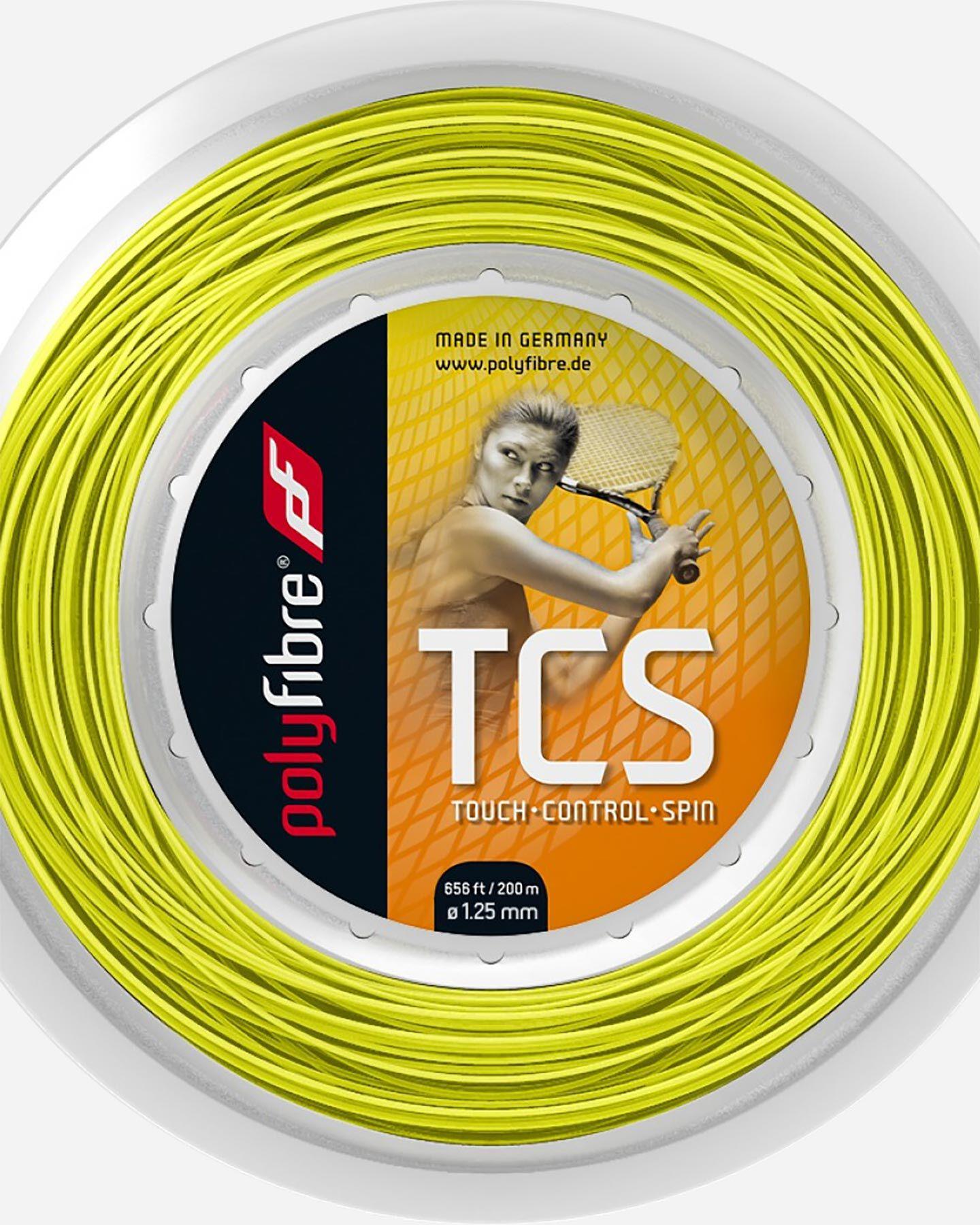 Corde tennis POLYFIBRE TCS 200M S4095909|UNI|UNI scatto 1