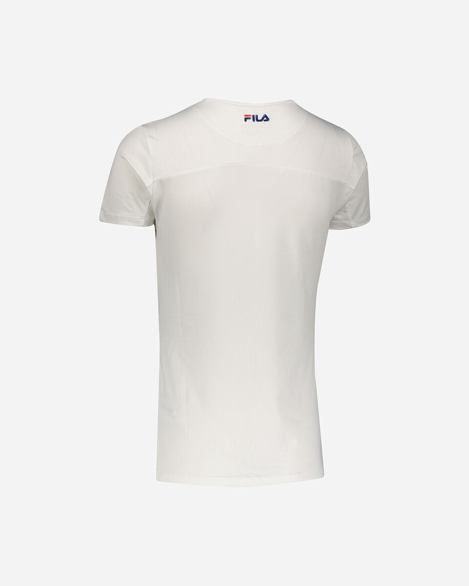 T-Shirt tennis FILA CLASSIC TENNIS TEE W S4007736 scatto 1