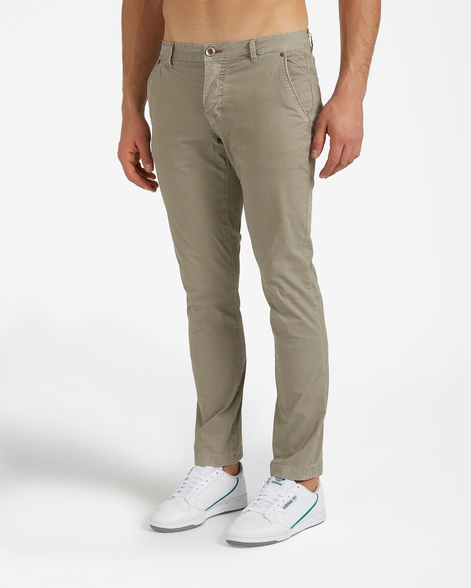 Pantalone COTTON BELT CHINO SLIM M S5182785 scatto 2